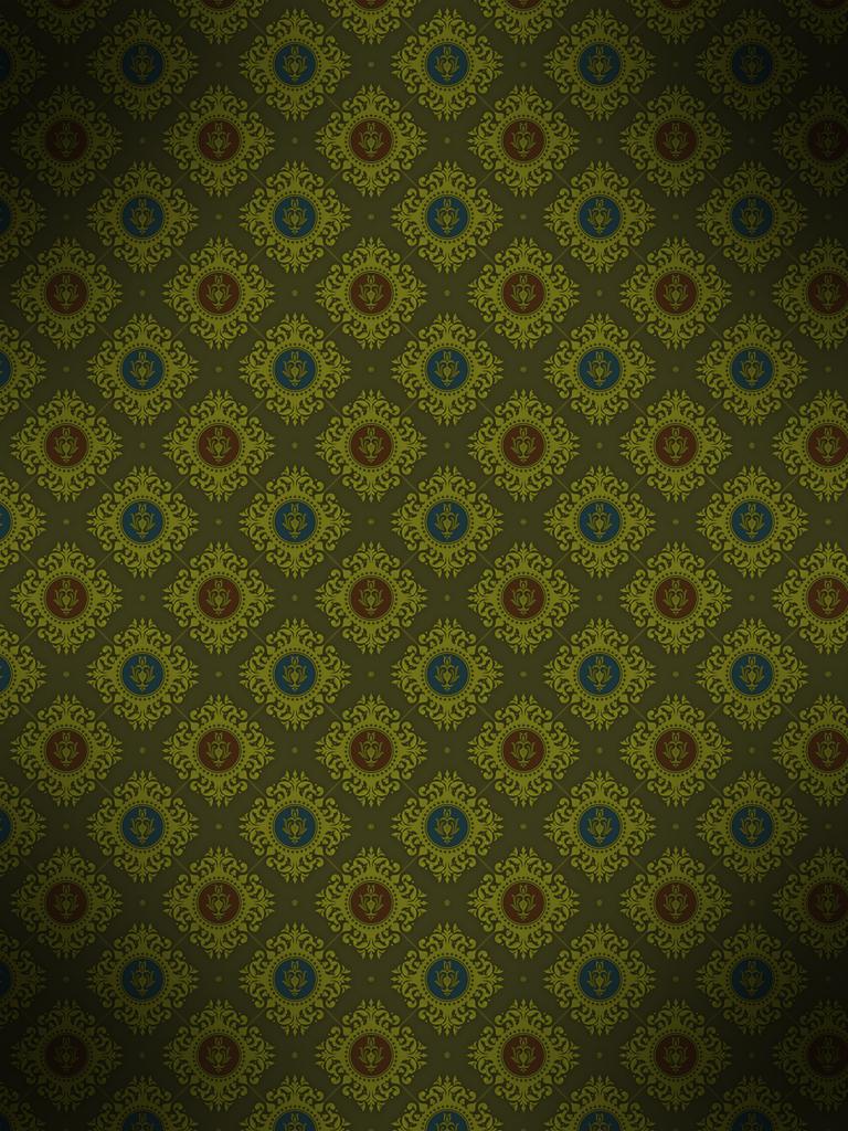 Dark Floral Wallpaper Ipad